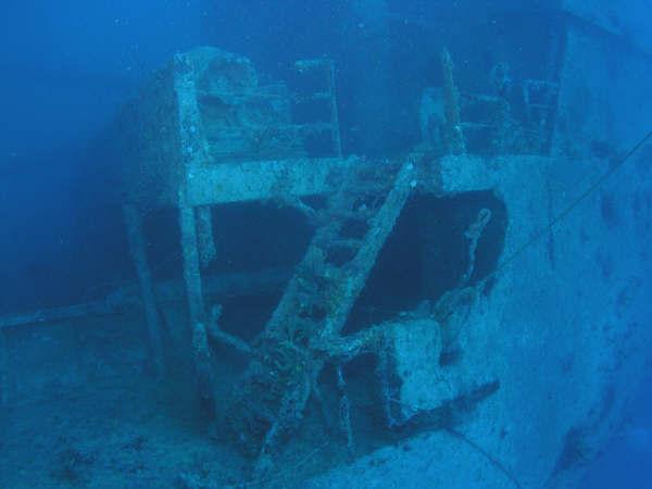 Florida Wreck