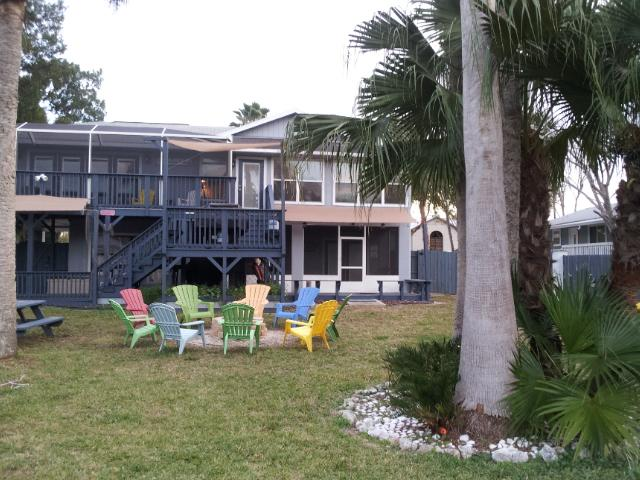 Crystal River, Fl - Our home for the week