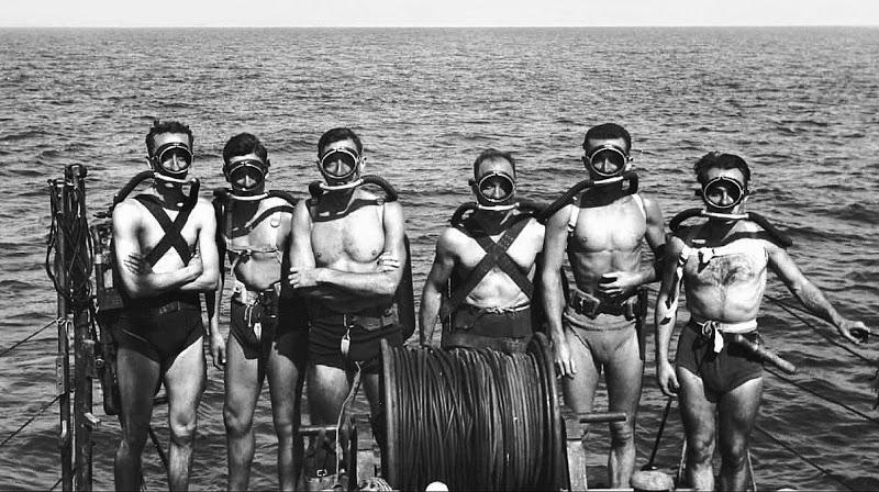 Scuba Diving Gear in History: 1947