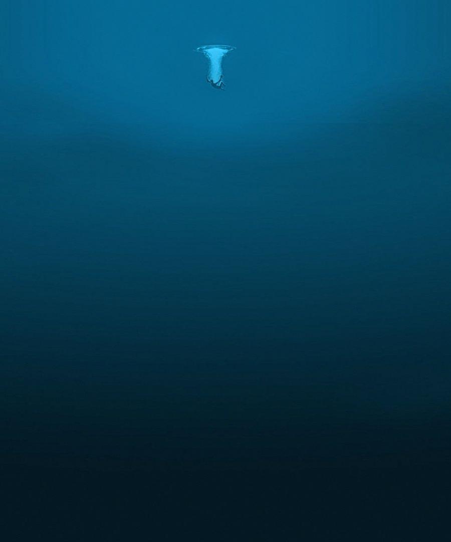Deep Blue Ocean - Jump In!