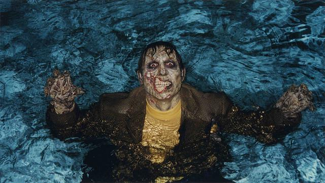 Underwater Zombie - I would quit diving during a zombie apocalypse
