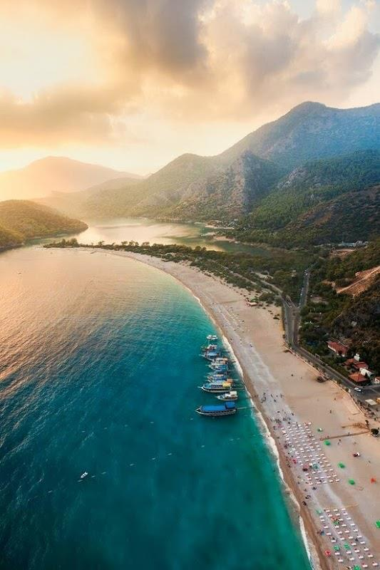 Somewhere amazing in Turkey