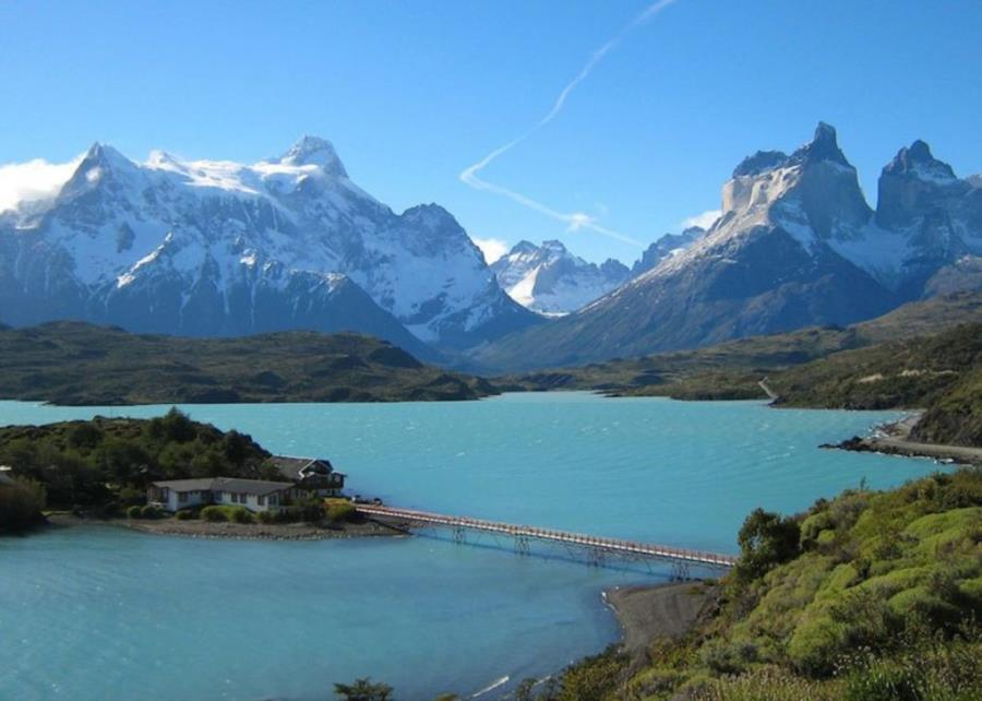 Chilean Patagonia of Torres del Paine National Park