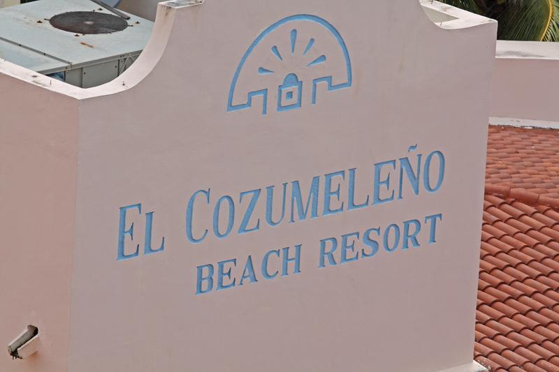 Best little resort in Cozumel