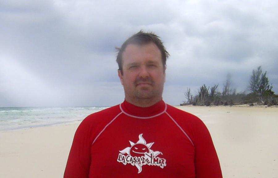 Jim in Bahamas