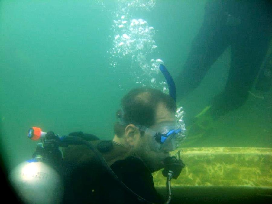 Blue stone dive resort nc