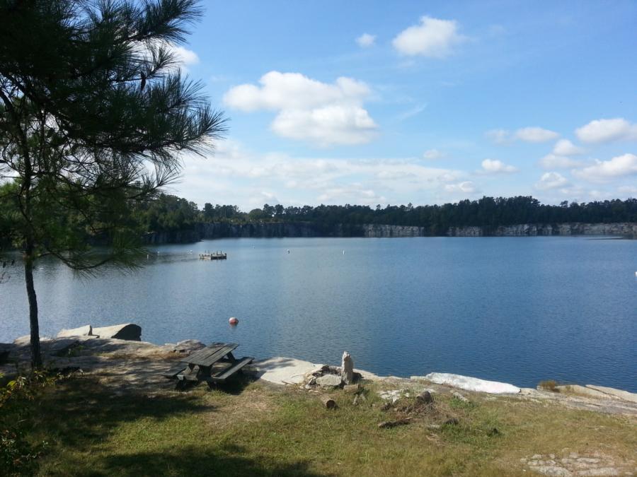 Fantasy Lake Dive Park