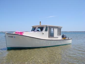 My Dana Hunter Research Boat