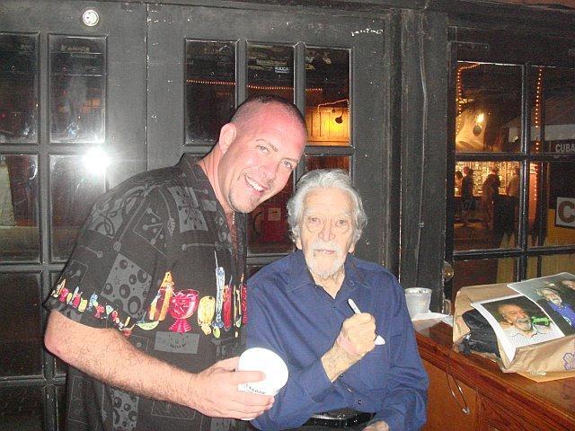 Me and Capt Tony (Key West)