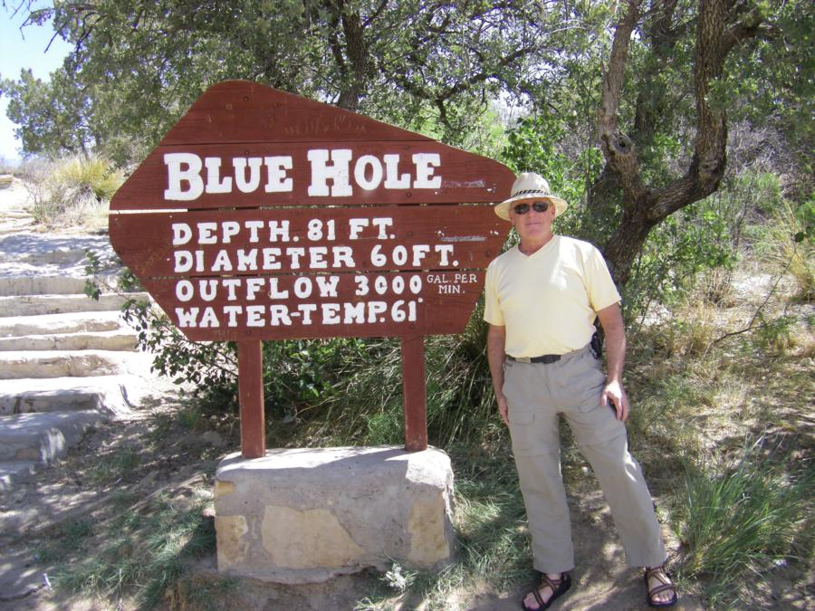 Blue Hole, Santa Rosa, NM
