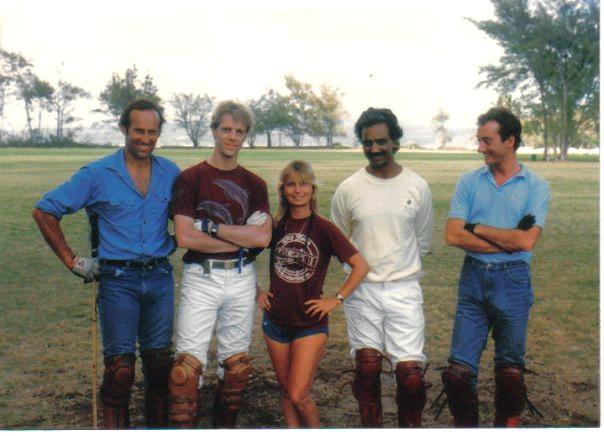 Me & Stuart Copeland 1987 Hawaii