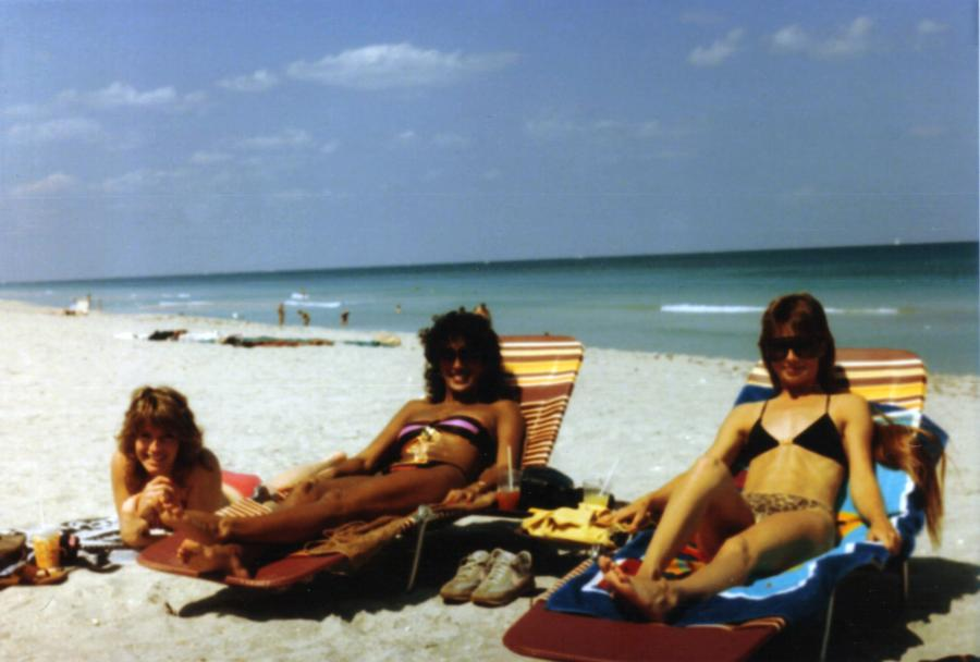 The Girls a longtime ago