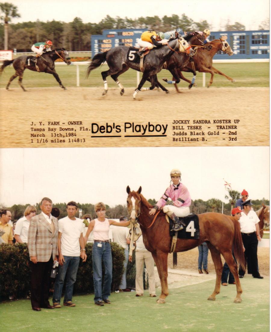 Deb's Playboy