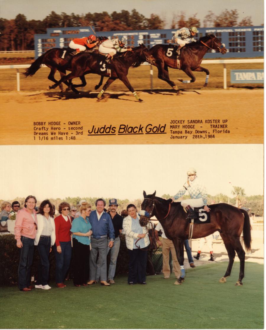 Judd's Black Gold