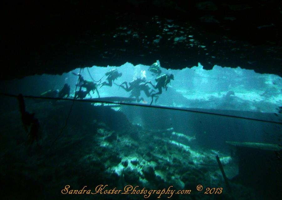 Blue Grotto 1