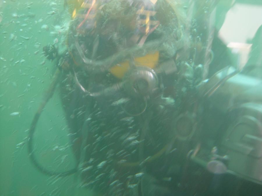 Hard Hat Diving