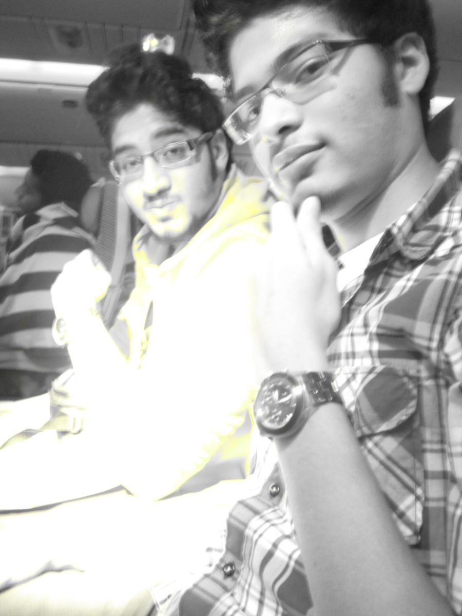 Me + My Bro
