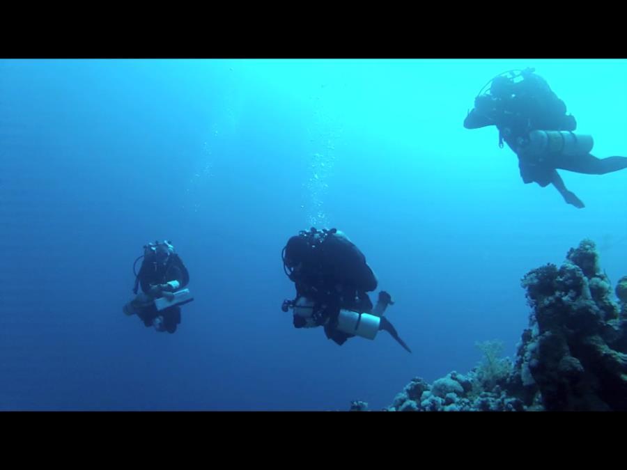 Technical Diving in Sharm Elshiekh