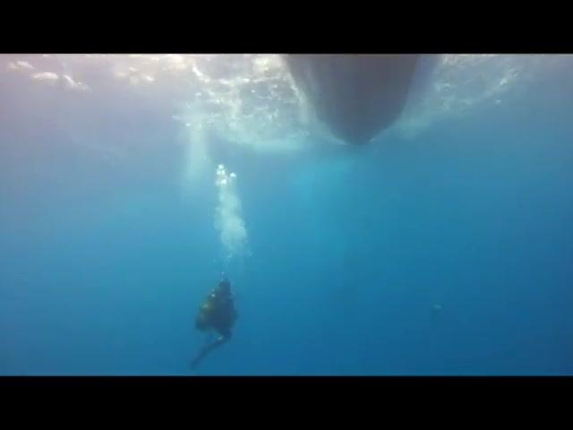 Don Pedro Ship wreck, Ibiza June 2013