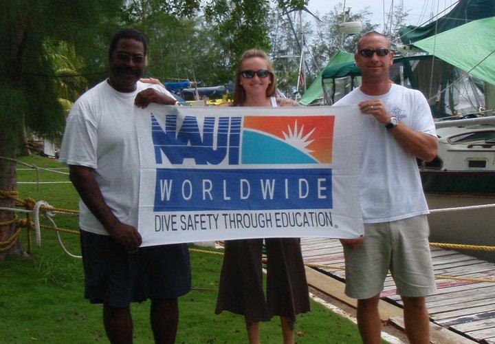 New Naui Scuba Instructors from Divepath.com