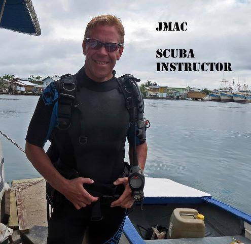 NAUI Scuba instructor by Divepath.com