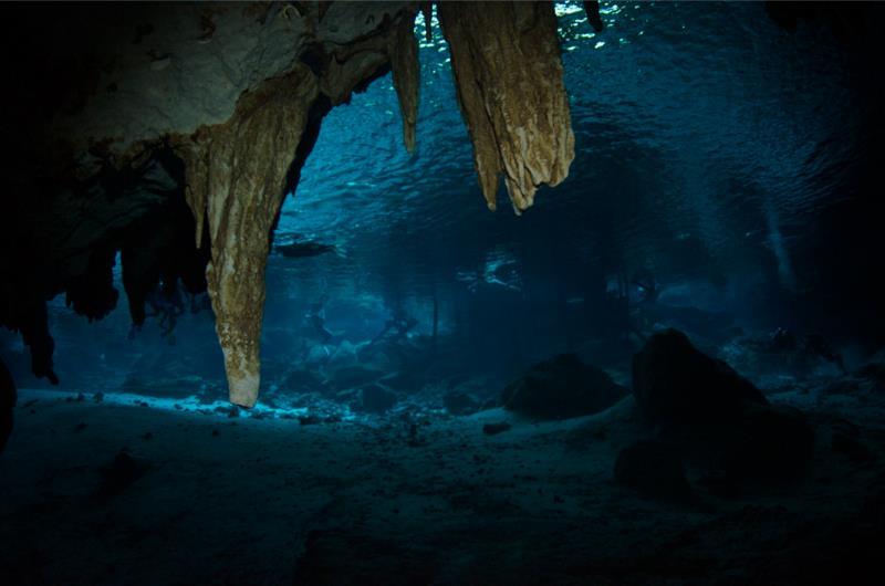 Cenote (mexico)