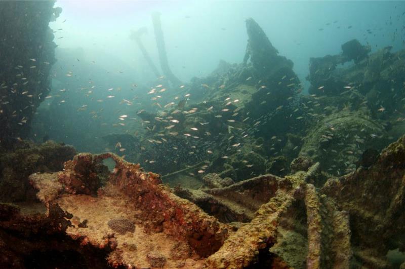 Antilla wreck (Aruba)