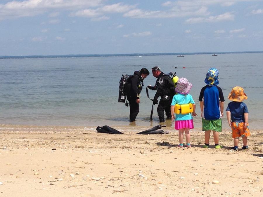 Open Water Dive @ Prybil Beach