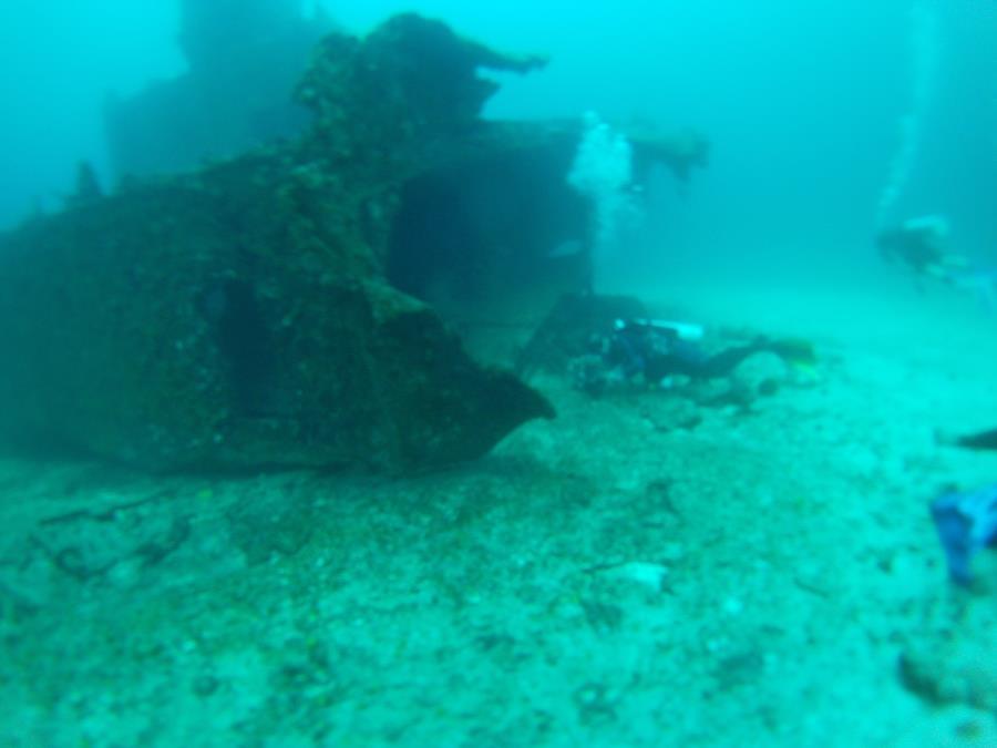 C-55 wreck