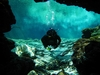 Ginnie Springs Entrance.(Yes, I do need a Halcyon canister light)