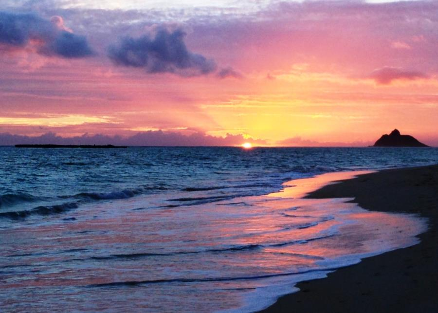 Kailua Sunrise