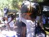 Tulamben women carry tanks on their head...