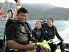 Trip to Sawadee Wreck, Tioman