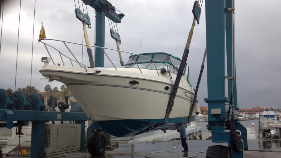 New Boat Motor