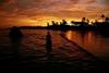 Tropical Sunset - Cebu, Philippines