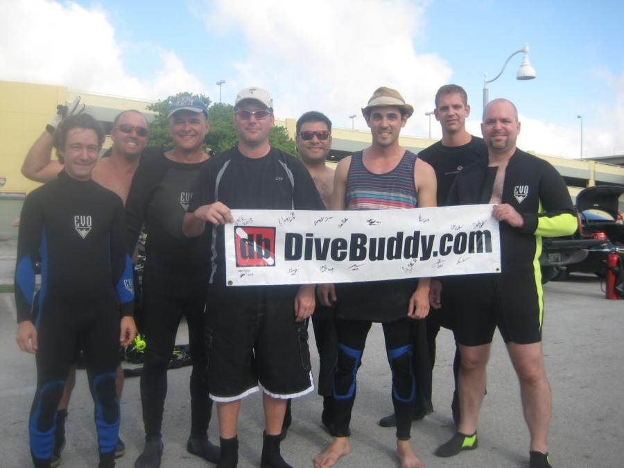Hollywood Fla. Beach Divers