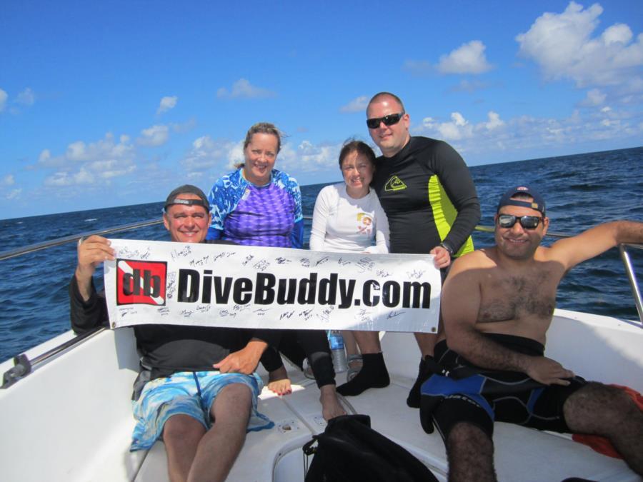 Dive buddies 9.28.13