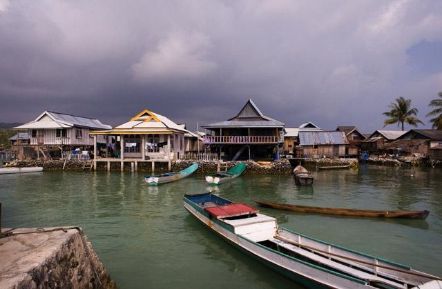 Lamanggau Village - Wakatobi - Indonesia