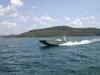 My little jon boat on Beaver Lake