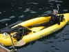 testing the dive Kayak for two, anchored it away from the boat & dove.