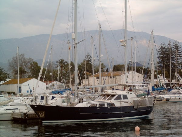 53Ft Motorsail, house on the water, I want it for a Bday present