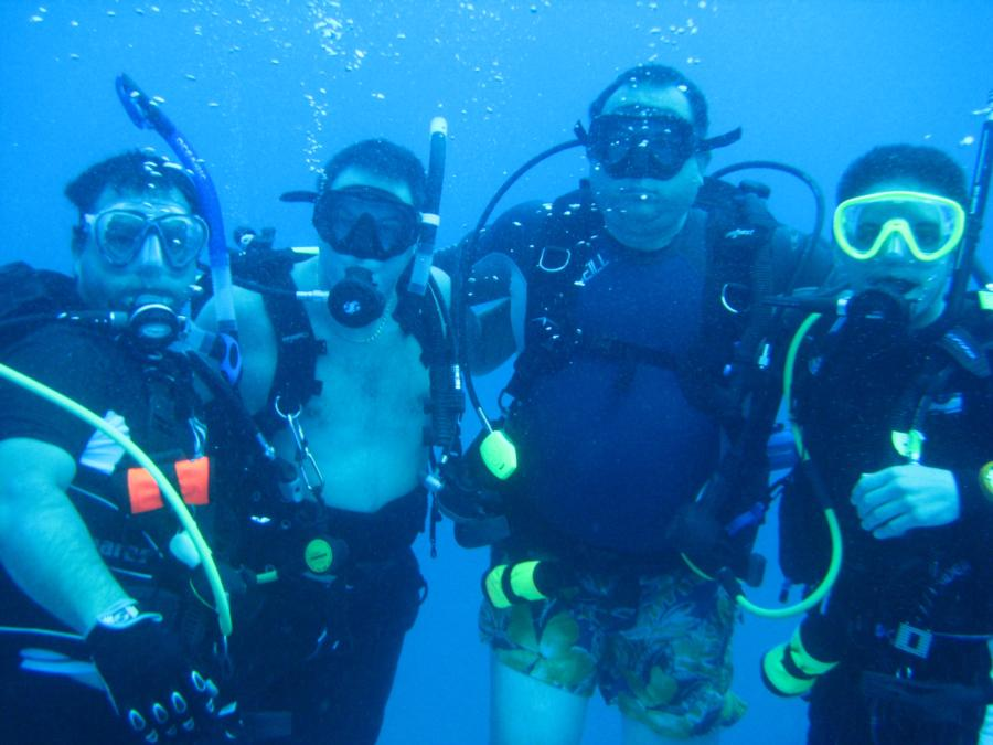 The Bimini Trip Crew @Bimini