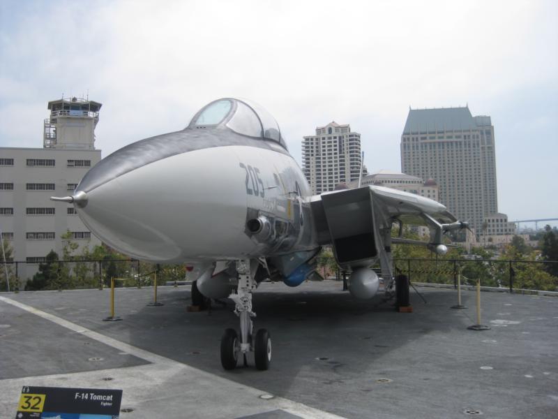 Tomcat at Museum