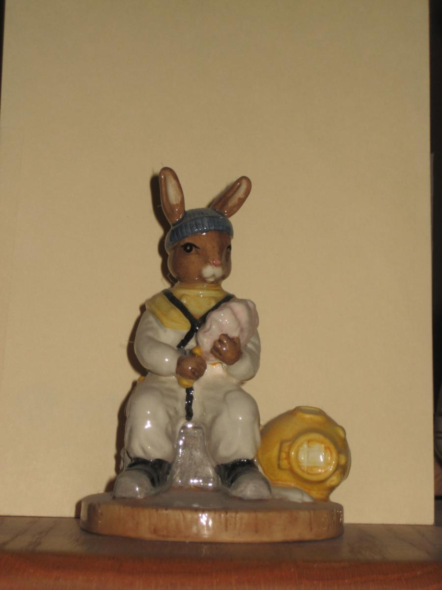 Bunny-Kins Deep Sea Diver