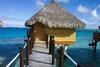 Our o/w bungalow Manihi, French Polynesia (c) 2004
