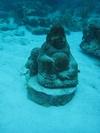 sunken buddha