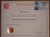 My DES Certification