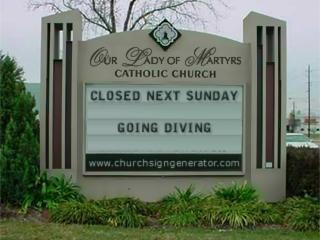 Going Diving