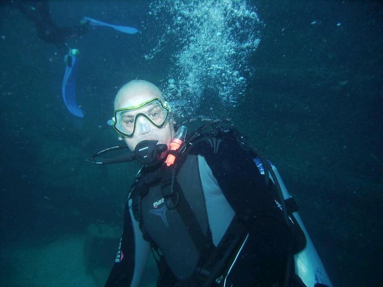Darth Diver