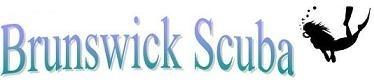 Brunswick Scuba Banner Logo